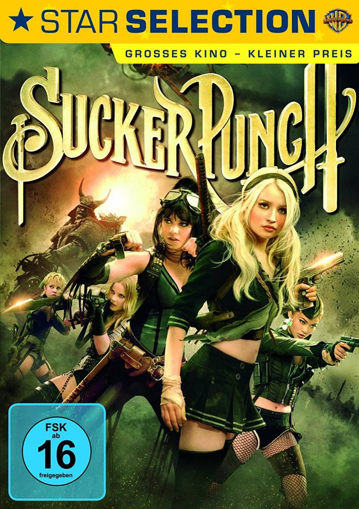 Sucker Punch | © Warner Home Video
