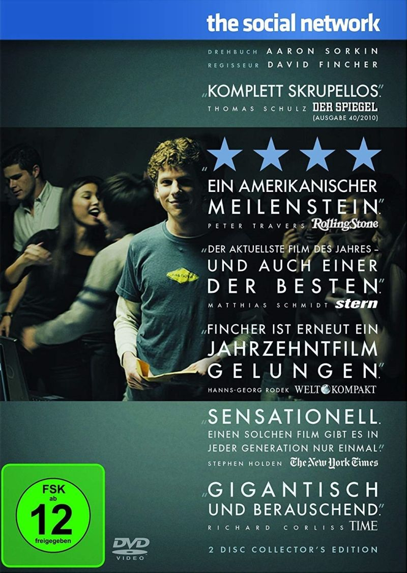 The Social Network | © Sony Pictures Home Entertainment Inc.