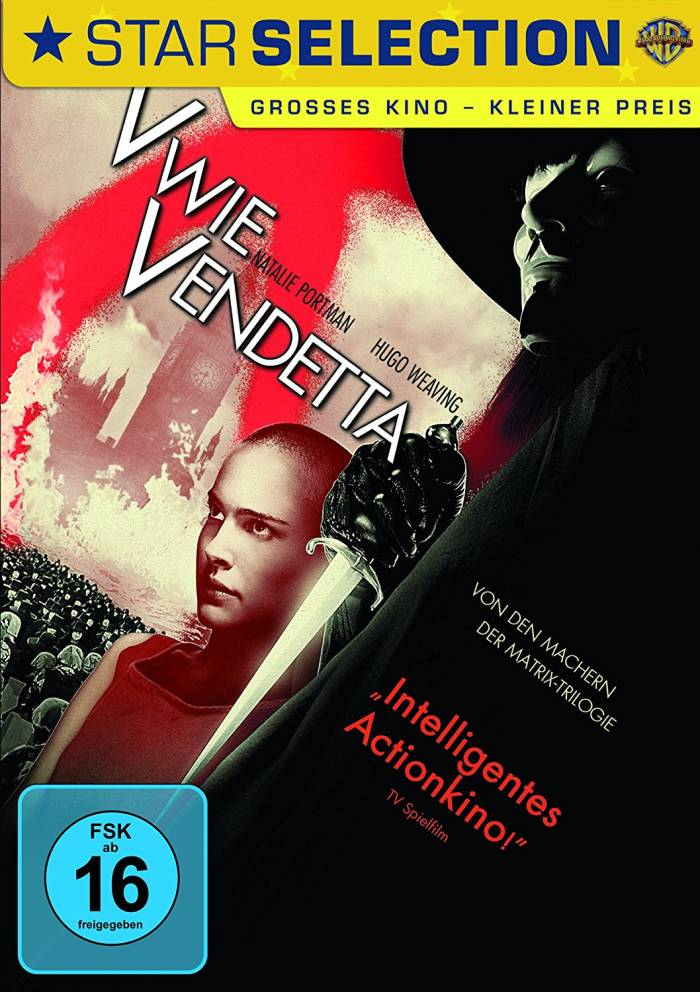 V wie Vendetta | © Warner Home Video