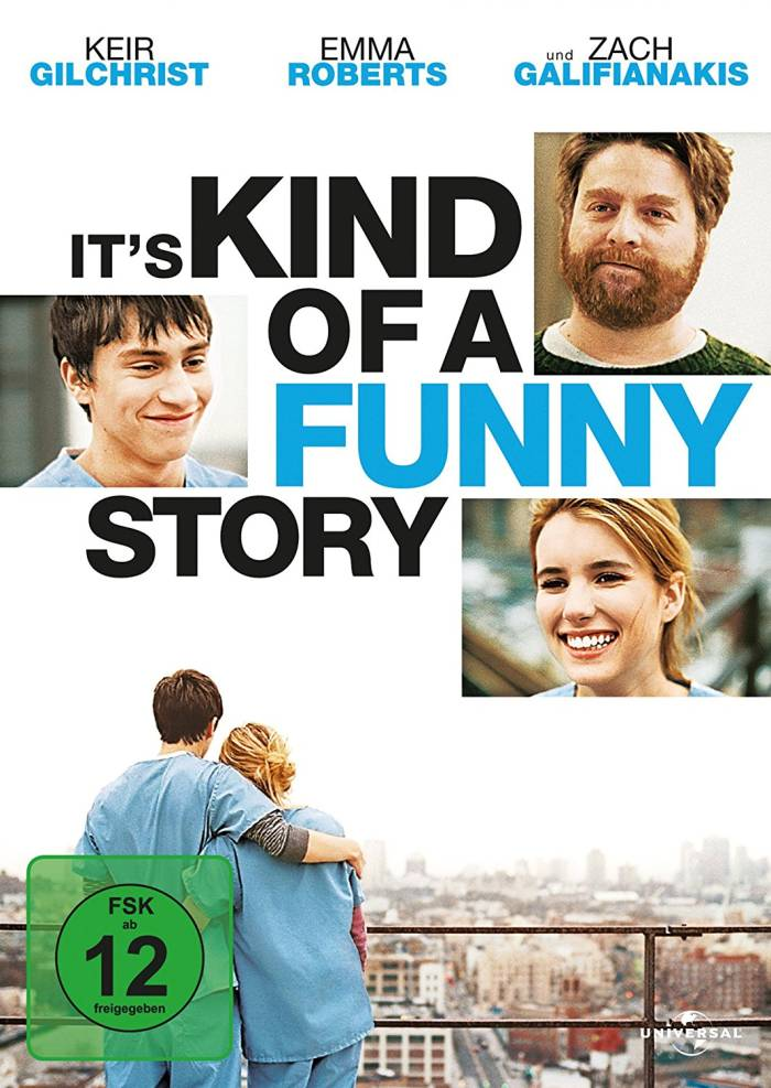 It's Kind of a Funny Story   © Universal Pictures
