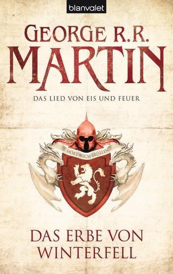 Review: Das Lied von Eis und Feuer 2: Das Erbe von Winterfell | George R. R. Martin