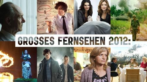 Festival Großes Fernsehen 2012