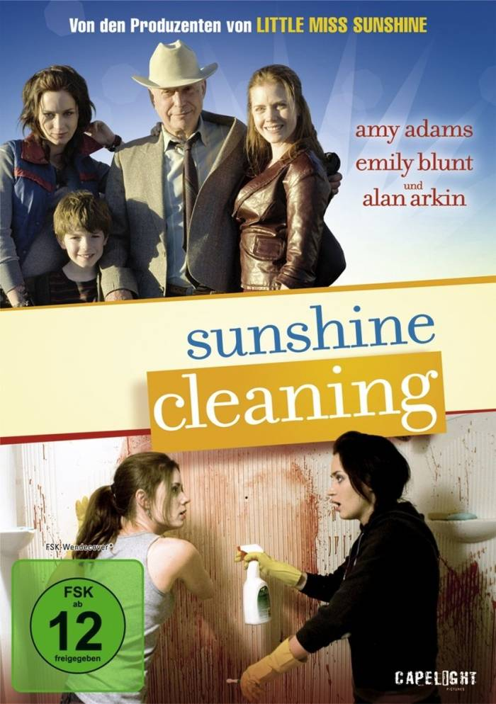 Sunshine Cleaning | © Alive