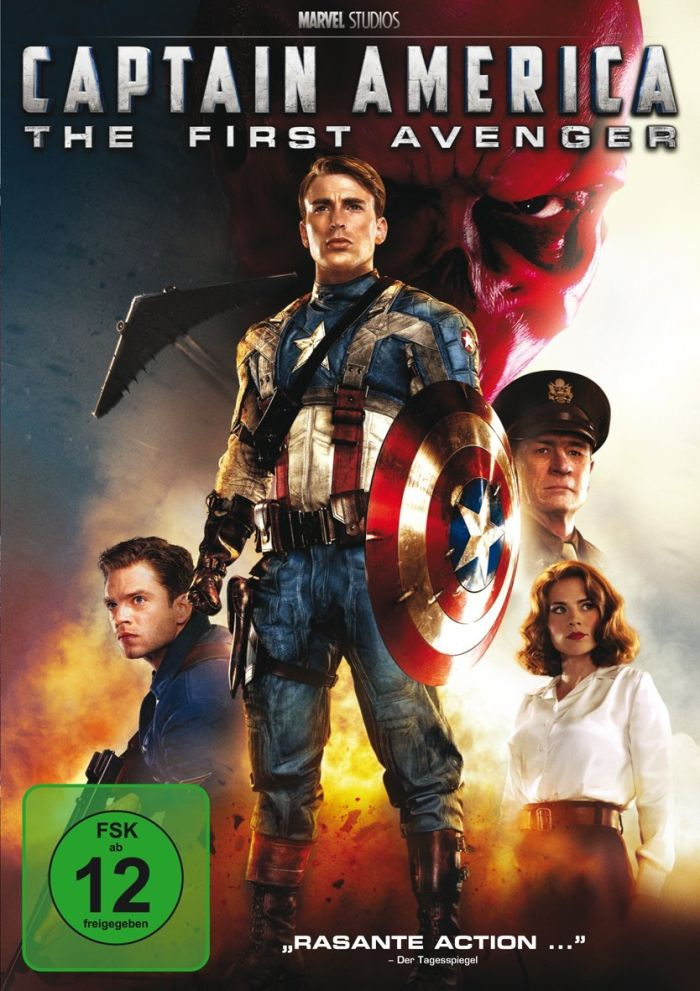 Captain America - The First Avenger | © Walt Disney