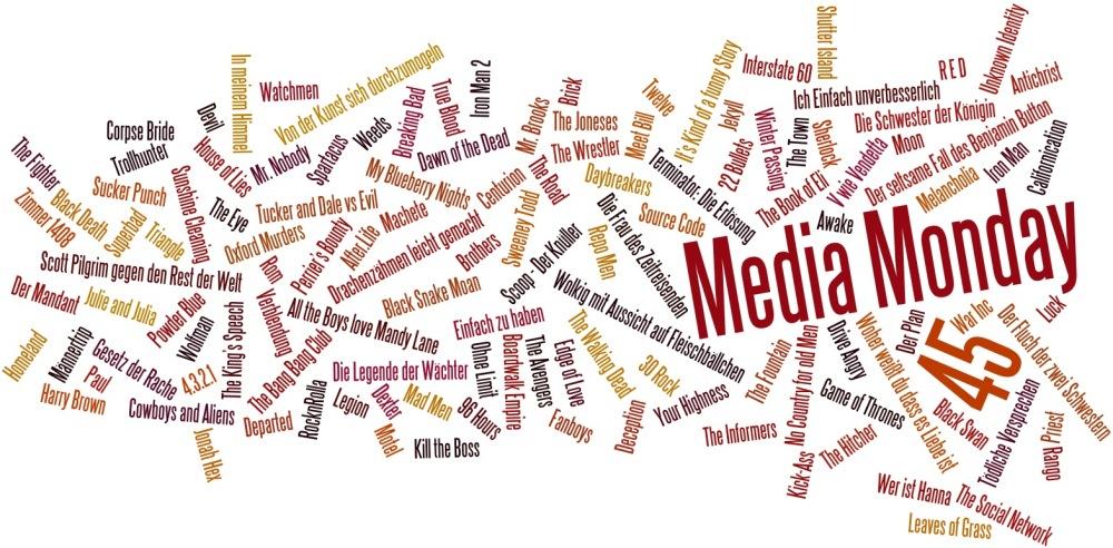 Media Monday #45