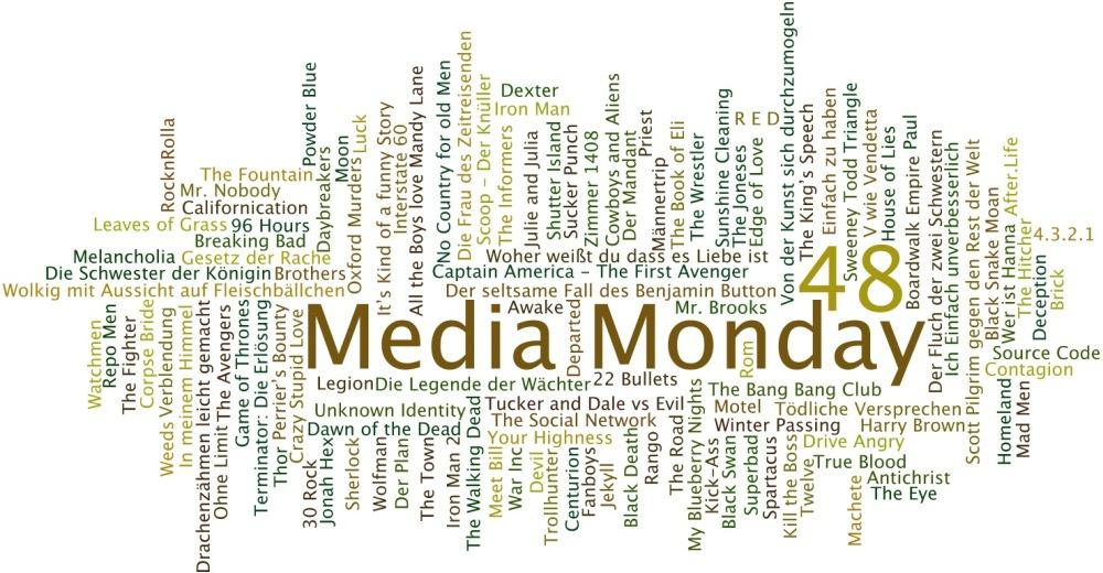 Media Monday #48