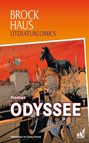 Brockhaus Literaturcomics: Odyssee