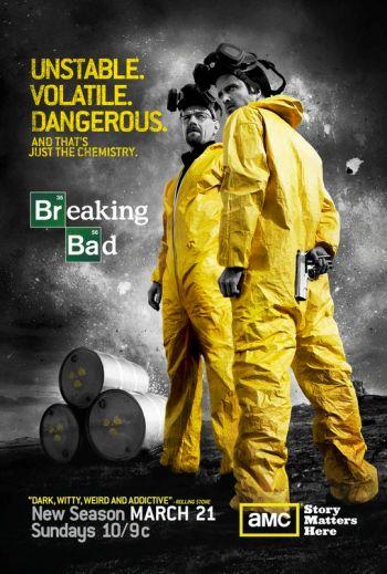 Review Breaking Bad Staffel 3 Serie Medienjournal