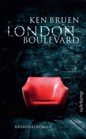 London Boulevard von Ken Bruen