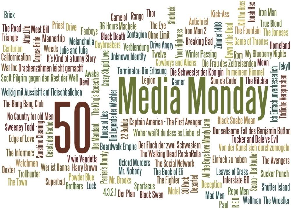 Media Monday #50