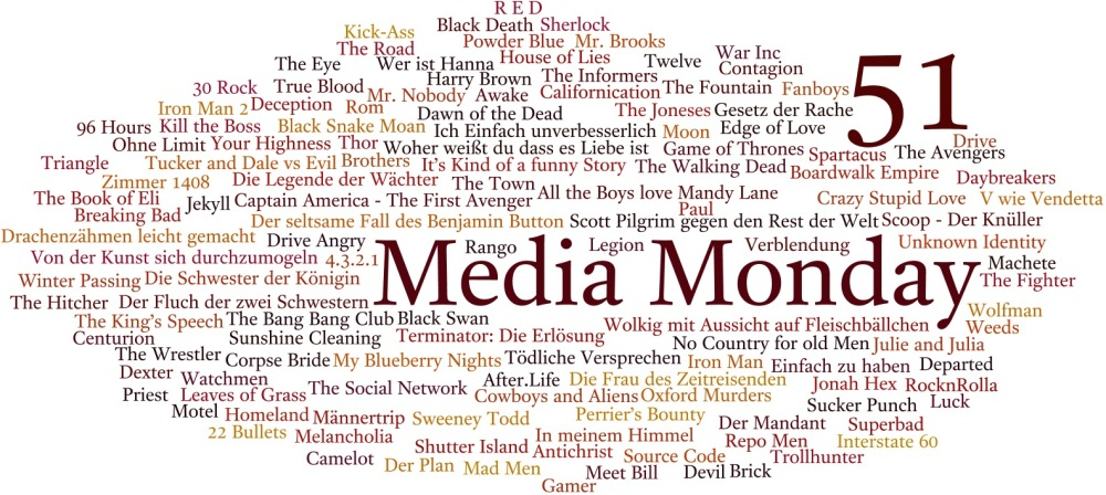 Media Monday #51