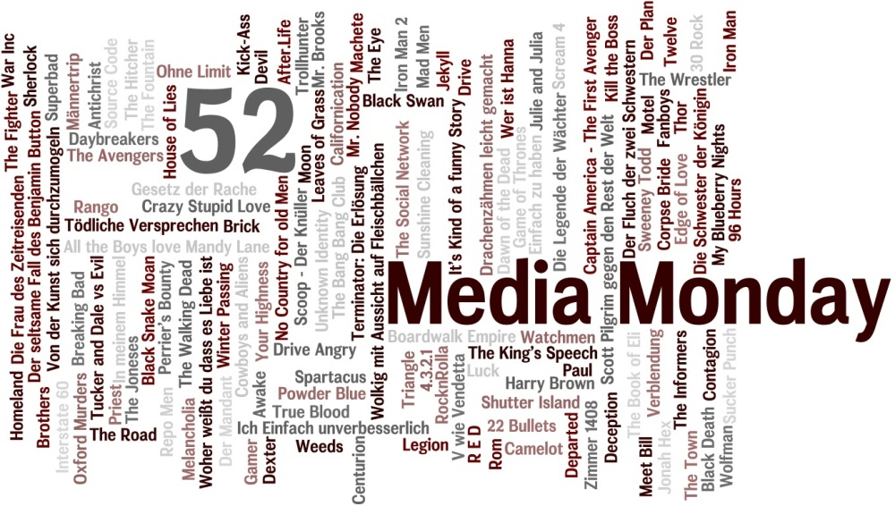 Media Monday #52