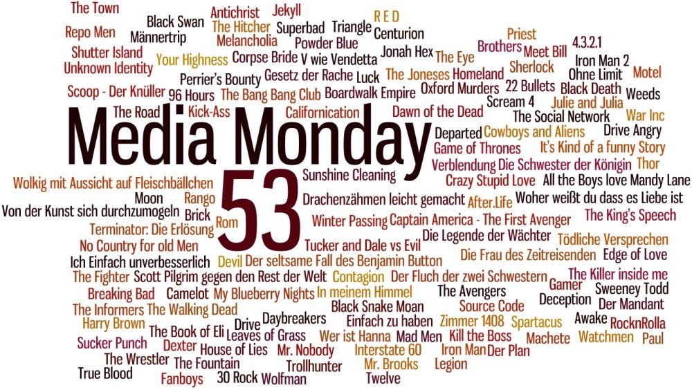 Media Monday #53