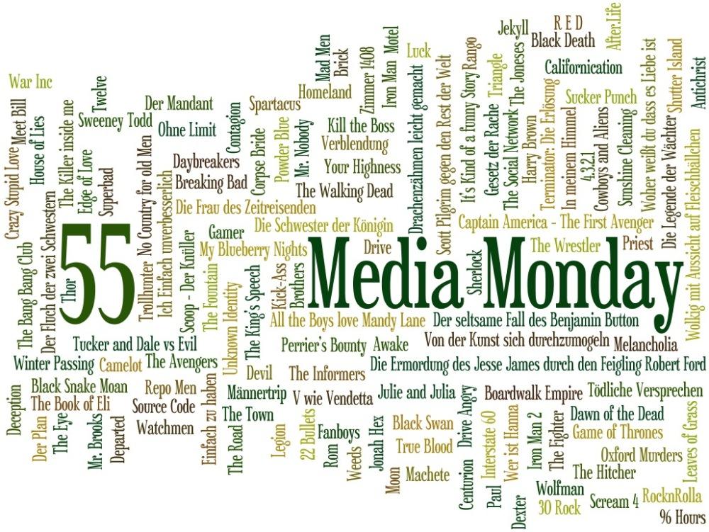 Media Monday #55