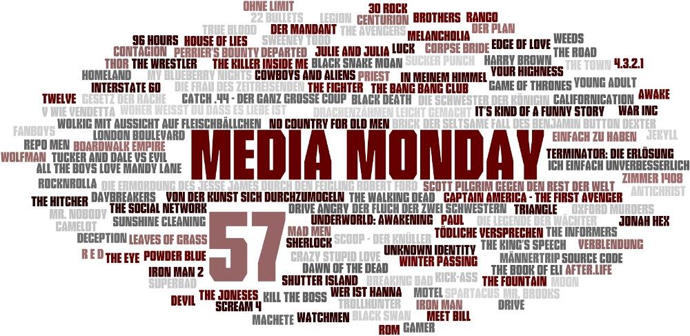 Media Monday #57