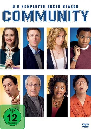 Community | © 2009 Sony Pictures Home Entertainment Inc.