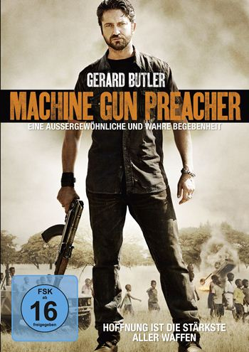 Machine Gun Preacher | © Universum Film