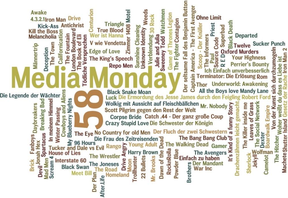Media Monday #58