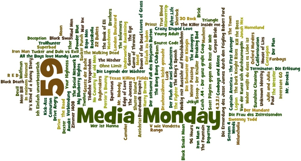 Media Monday #59