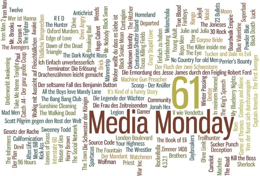 Media Monday #61