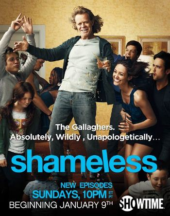 Shameless Staffel