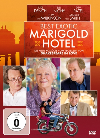 Best Exotic Marigold Hotel | © Twentieth Century Fox