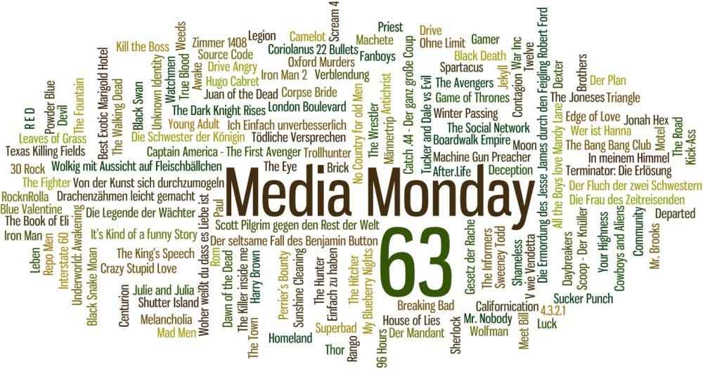 Media Monday #63