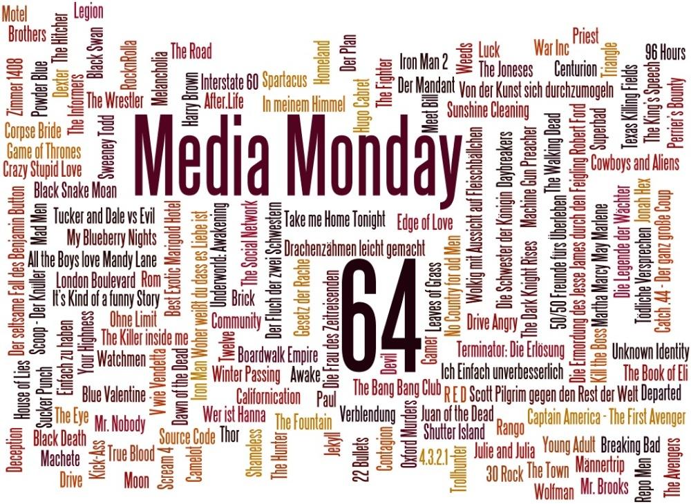 Media Monday #64