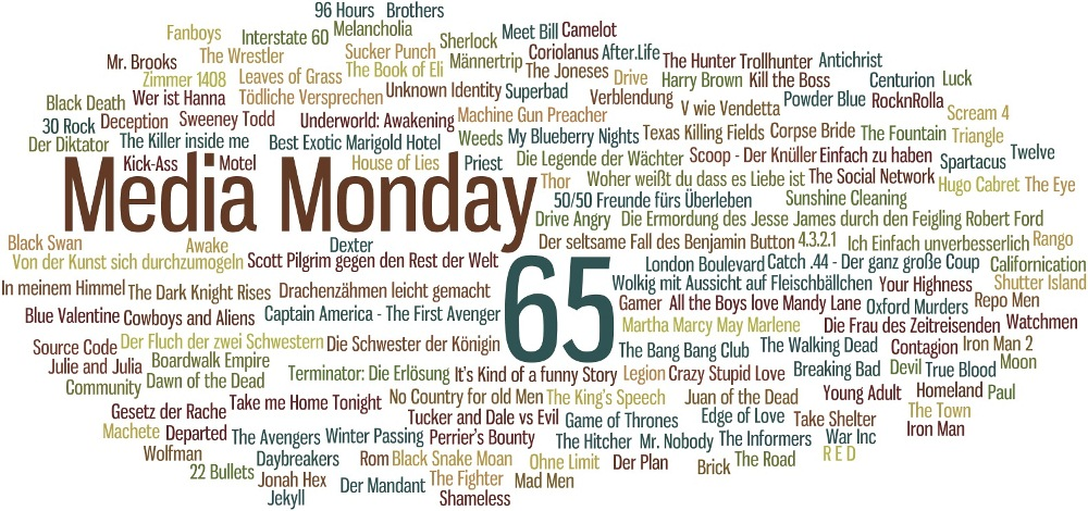 Media Monday #65