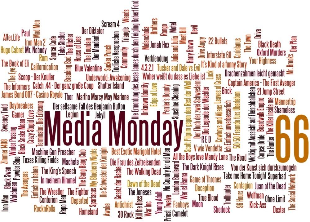 Media Monday #66