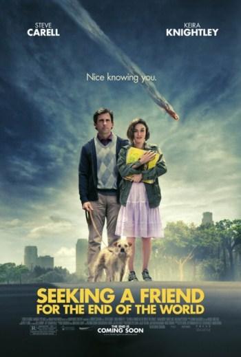 Auf der Suche nach einem Freund fürs Ende der Welt