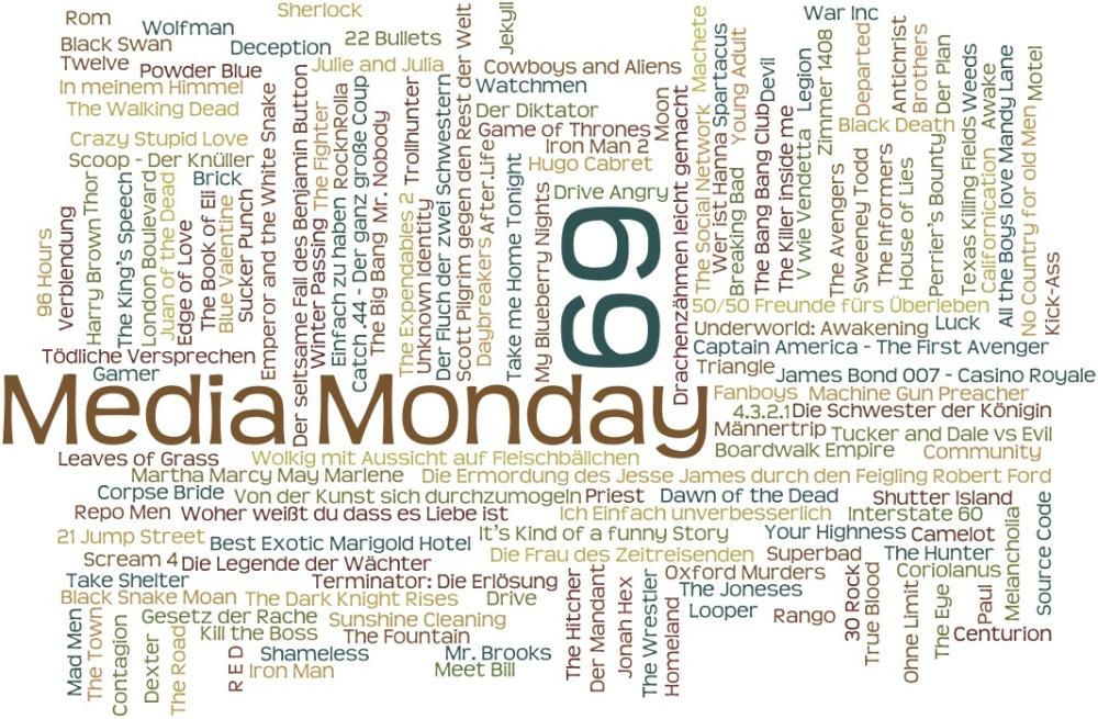 Media Monday #69