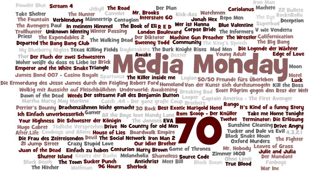 Media Monday #70