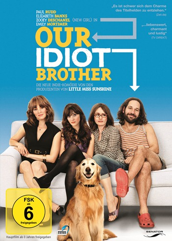 Our Idiot Brother | © Senator Home Entertainment