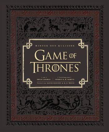 Review: Game of Thrones: Hinter den Kulissen | Bryan Cogman (Buch)