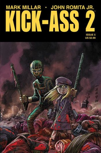 Kick-Ass 2, Band 2