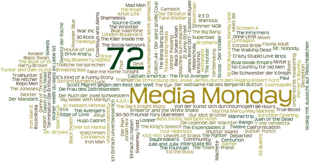 Media Monday #72