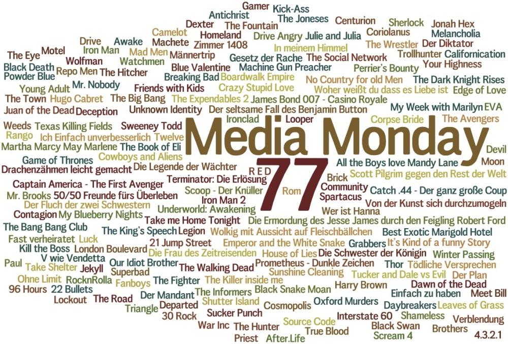 Media Monday 77