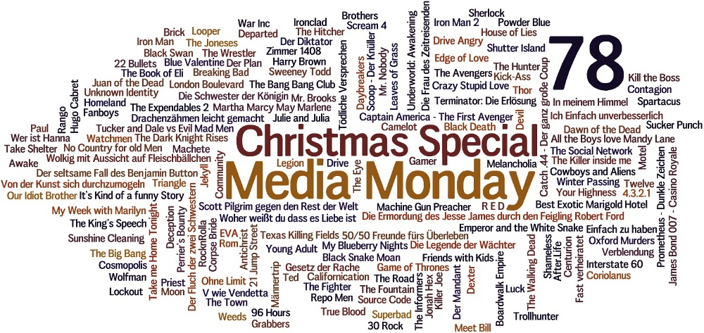 Media Monday #78 - Christmas-Special