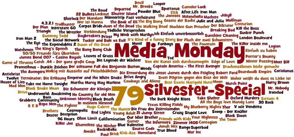 Media Monday #79 - Silvester-Special