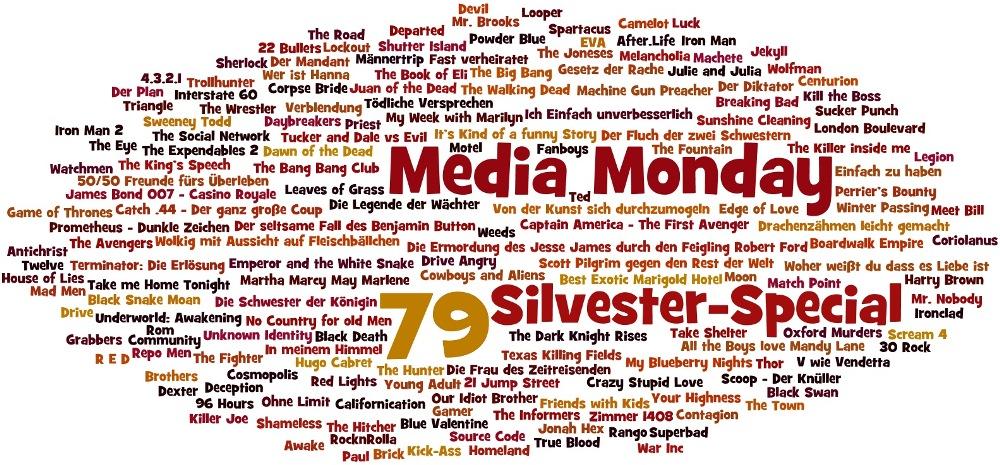 Media Monday #79 - Silvester-Special