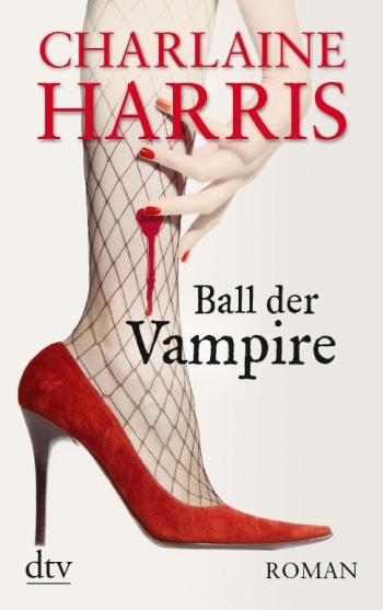 Ball der Vampire von Charlaine Harris | © dtv