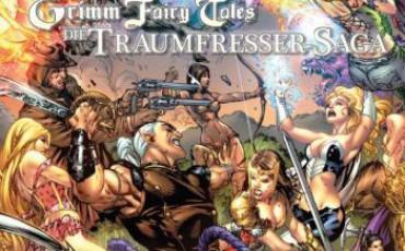 Grimm Fairy Tales: Die Traumfresser-Saga 2 | © Panini