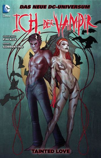 Ich, der Vampir 1: Tainted Love | © Panini