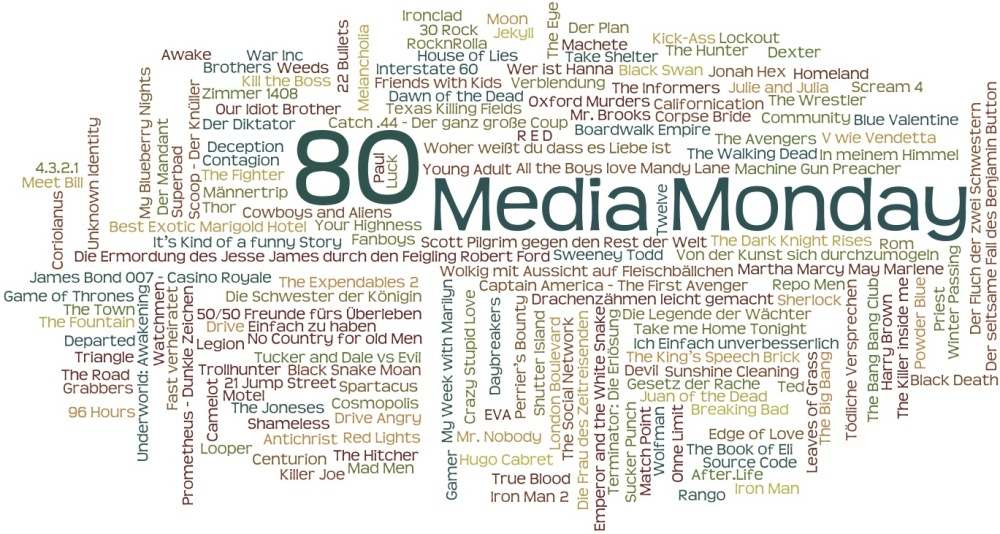 Media Monday #80
