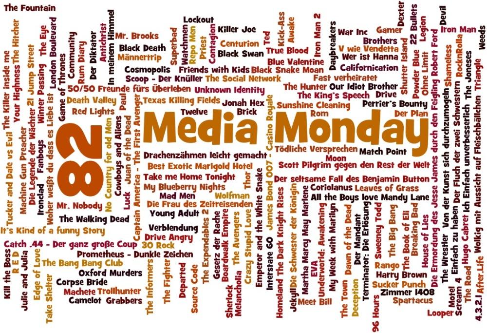 Media Monday #82
