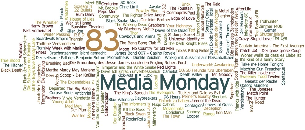 Media Monday #83