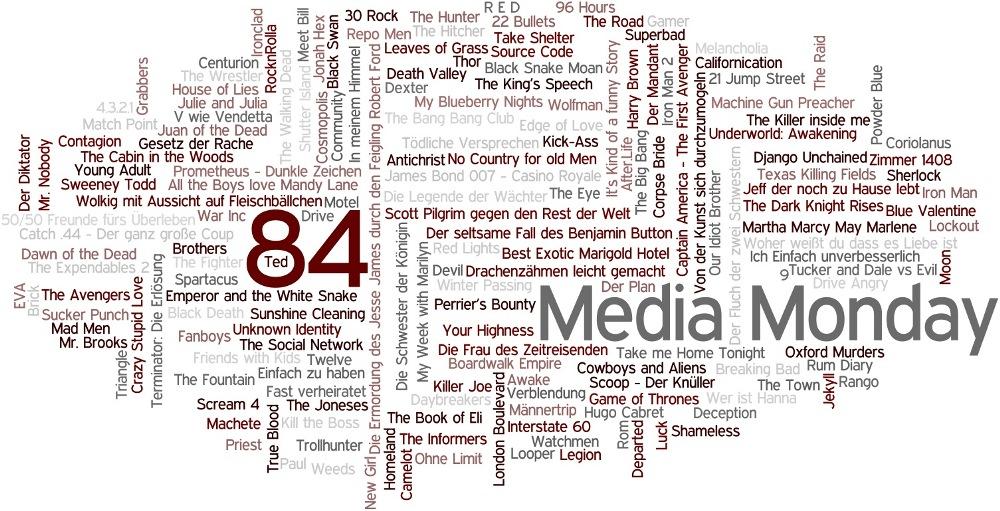 Media Monday #84