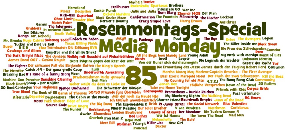 Media Monday #85 - Rosenmontags-Special