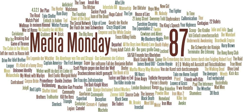 Media Monday #87
